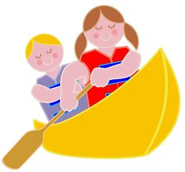 Verksamhet, Äventyr, Båt, Pojke, Camp