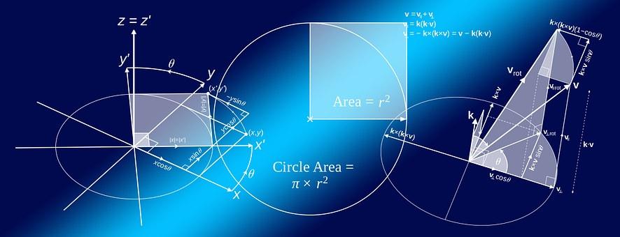 数学, 公式, 物理, 学校, 计算, 学习, 根, 算术, 几何, 代数