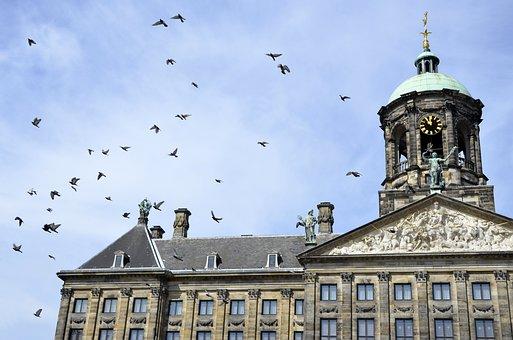 El Palacio Real de Ámsterdam