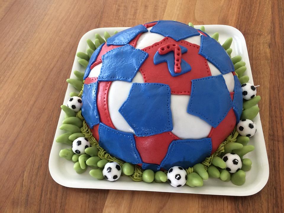Kuchen Geburtstag Lecker Kostenloses Foto Auf Pixabay