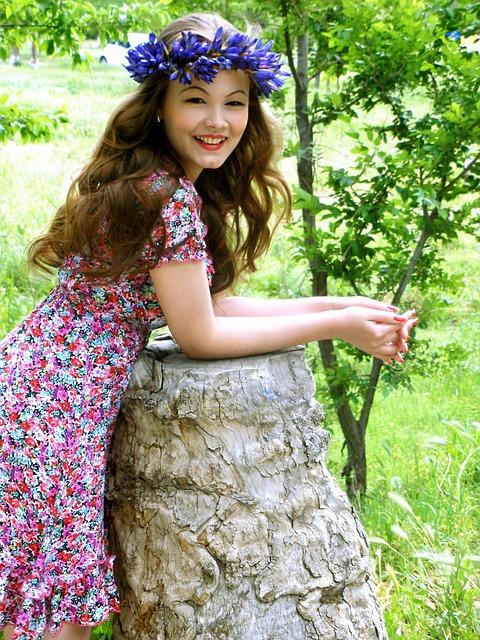 Girl Smile Girls  Free Photo On Pixabay-1431