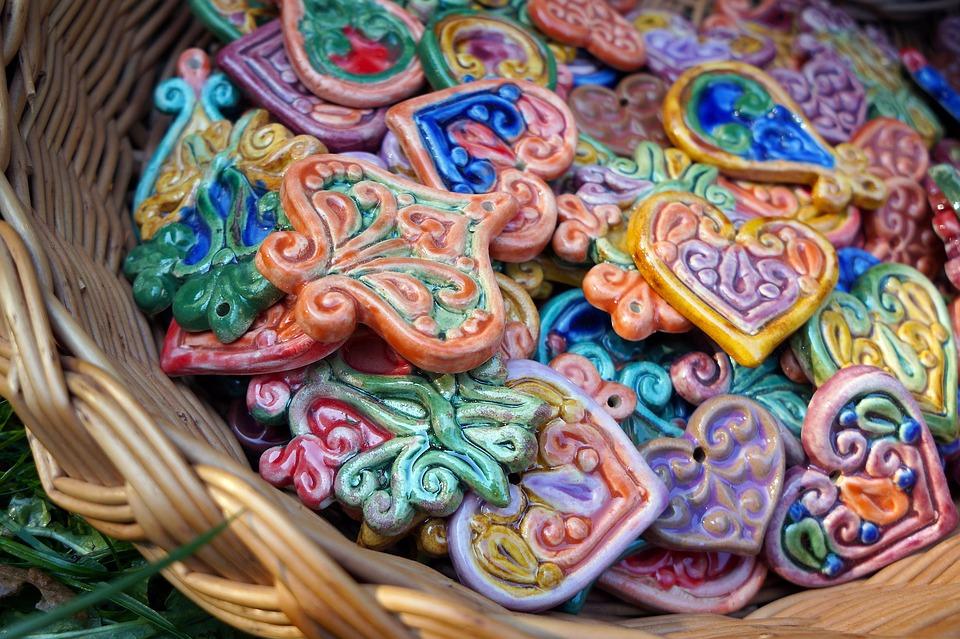 Free photo: Ceramic, Arts And Crafts, Unloading - Free Image on ...