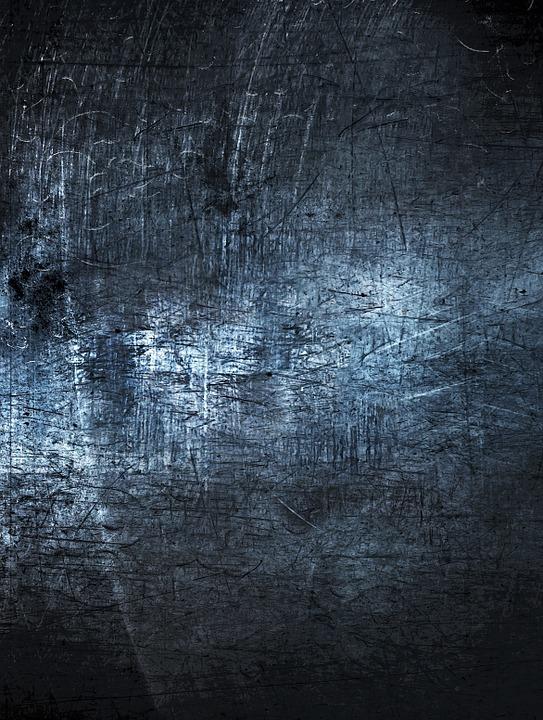 free illustration texture metal grey blue free image