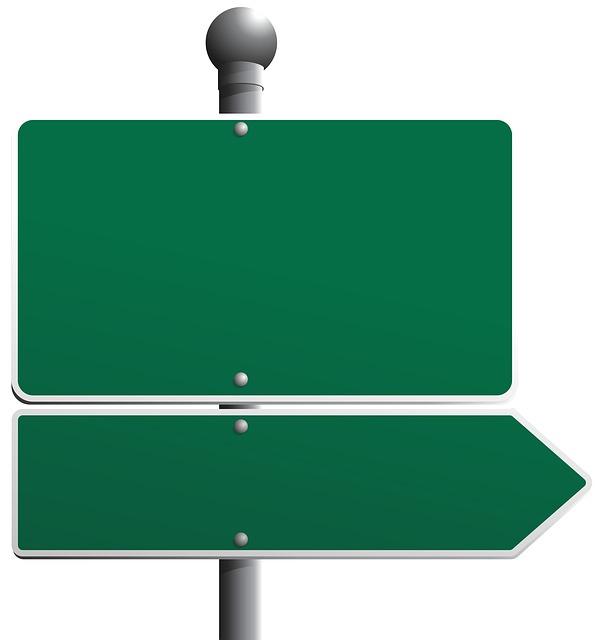 free illustration  street  blank  sign  ad  banner - free image on pixabay