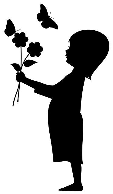 child flower tree 183 free image on pixabay