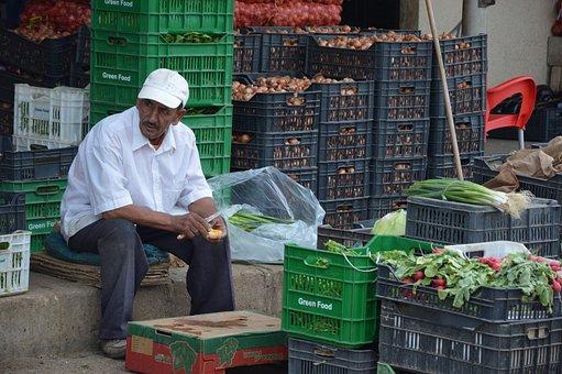 Hortalizas, Mercado, Distribuidor