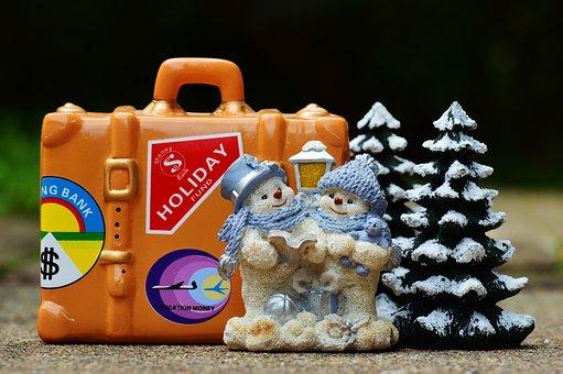Vacances D'Hiver, Vacances De Noël