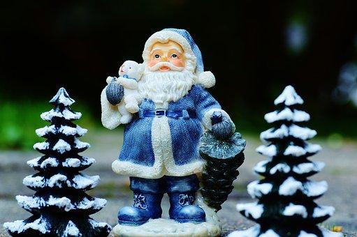 Boże Narodzenie, Santa Claus, Postać