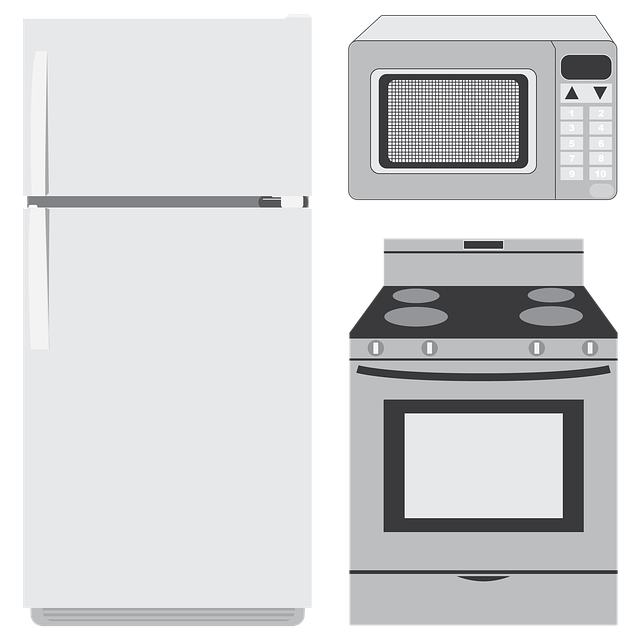 Appliances Refrigerator Microwave 183 Free Image On Pixabay
