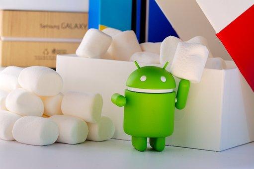 Androïde, Linux, Guimauve, Smartphone