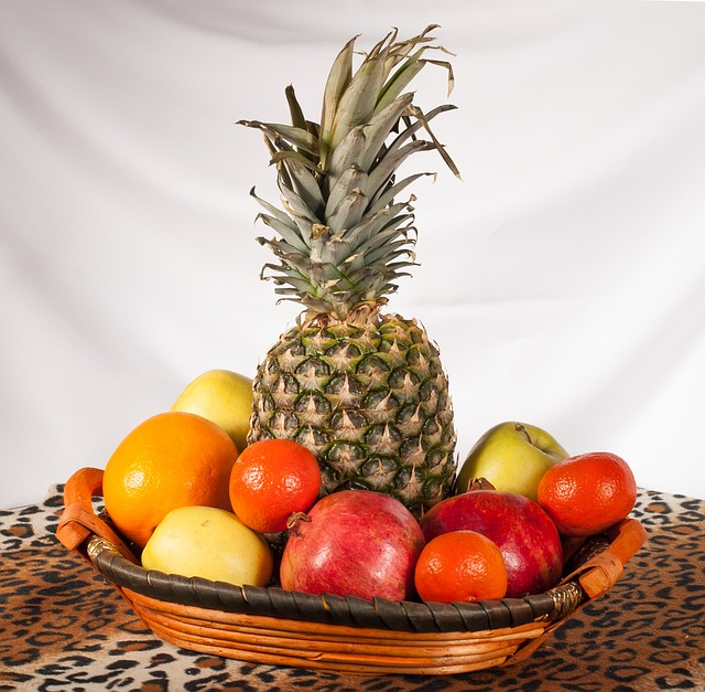 Still Life Fruit Pineapple 183 Free Photo On Pixabay