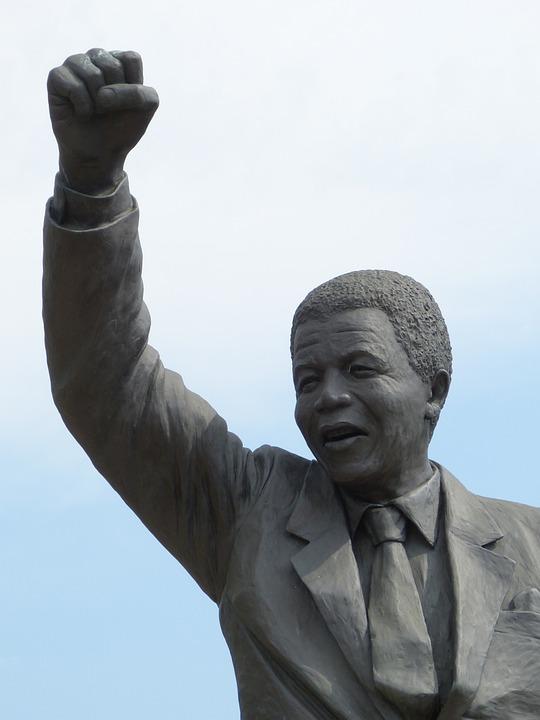 Sudáfrica, Ciudad Del Cabo, Monumento, Nelson Mandela