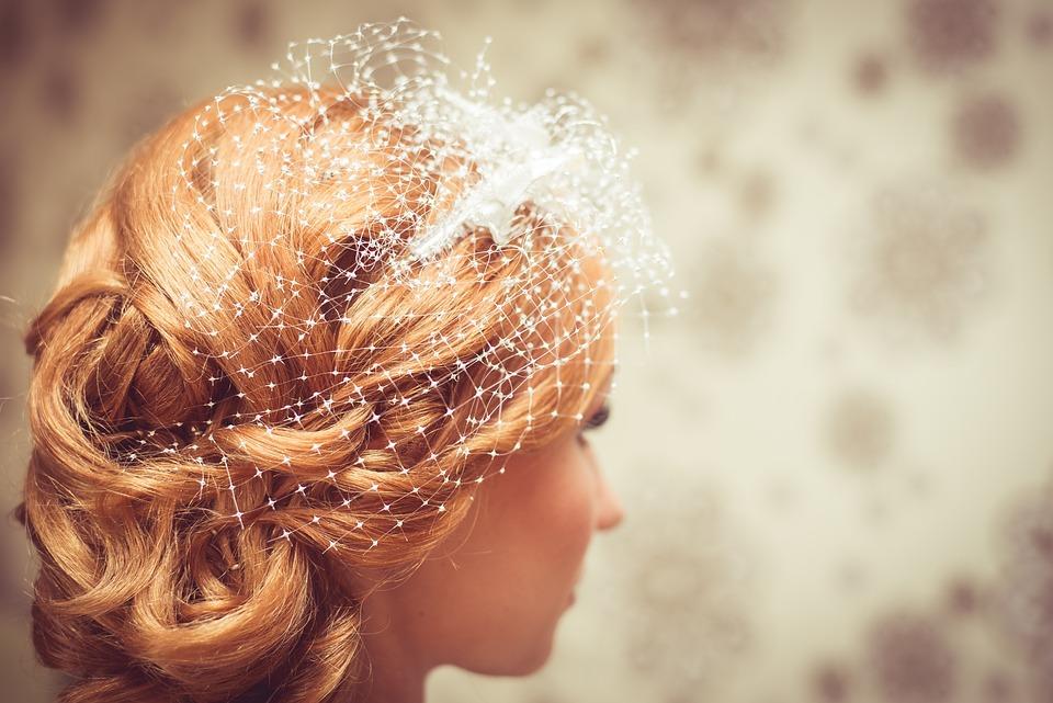bride hairstyle wedding free photo on pixabay