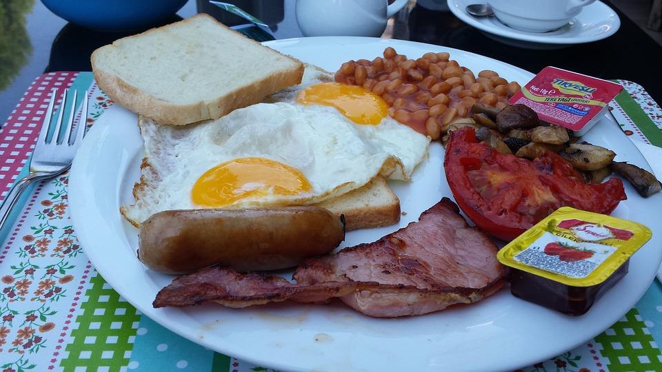 Breakfast, Full English Breakfast, English