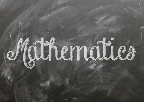 Mathematics, Maths, Blackboard, Chalk