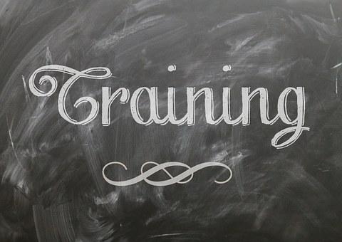 Training, Corporate, Lecture, Blackboard