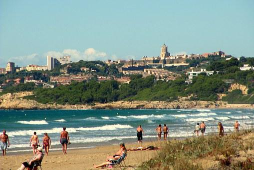 Panorámica de Tarragona Cataluña
