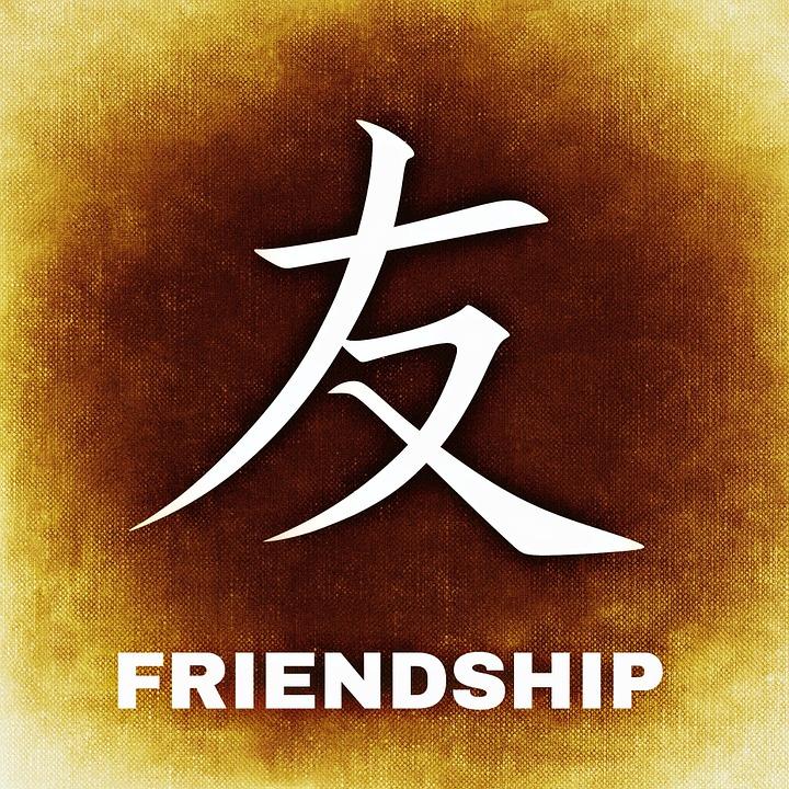 vriendschap tekens