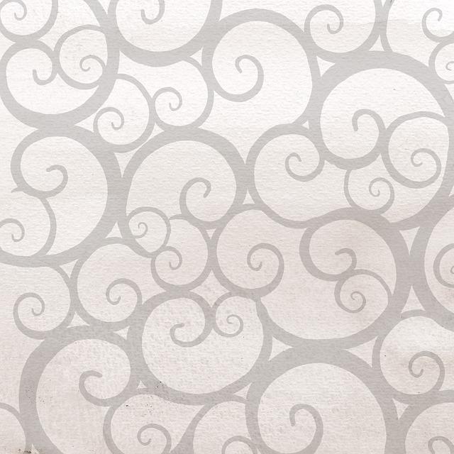 free illustration grey swirl background patchwork