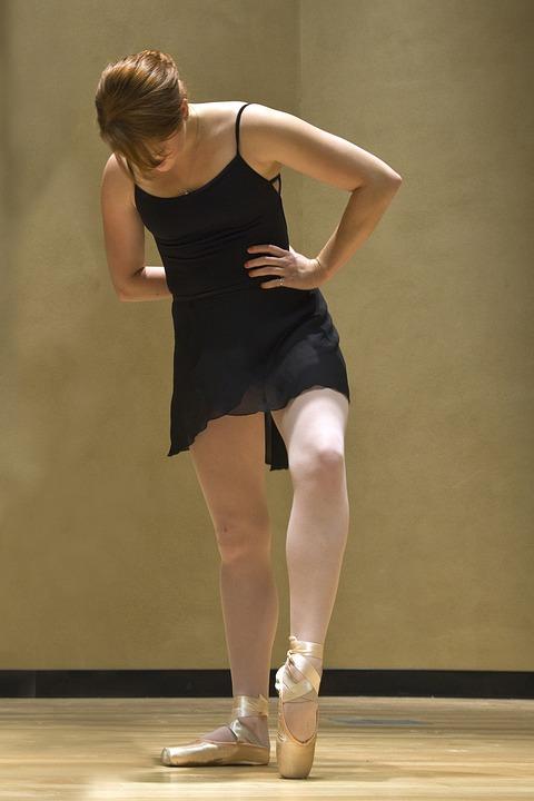 Балерина на отдыхе фото 62-323