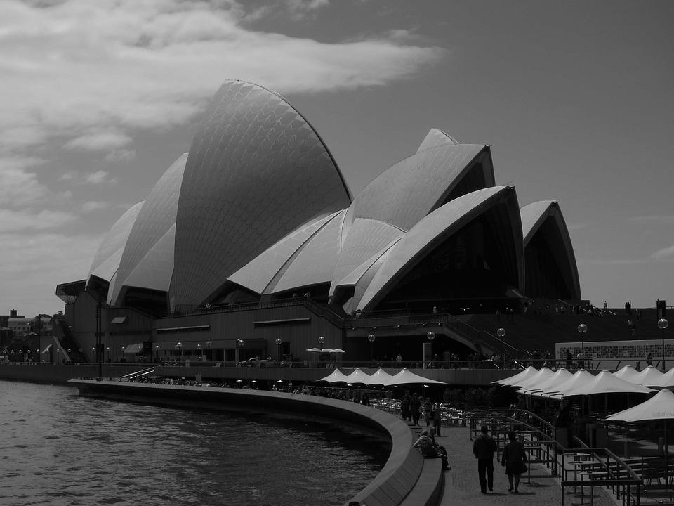 Architecture, Australia, Sidney, Building