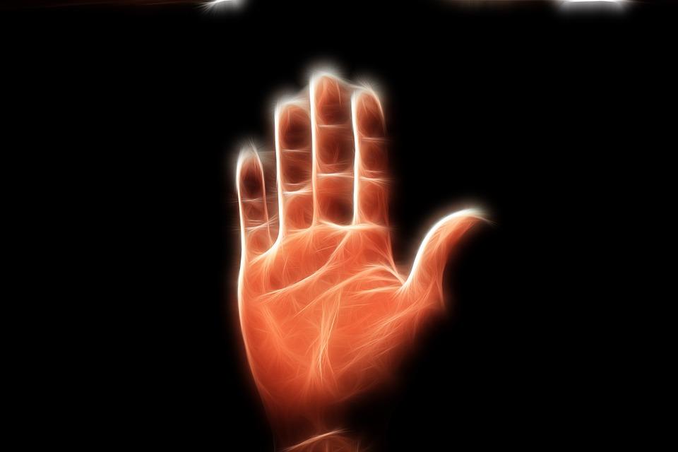Hand Palm Finger Free Image On Pixabay