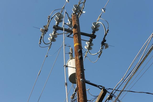 Transformer Power -Line Electricity - Δωρεάν φωτογραφία στο Pixabay