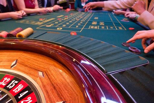 Game Bank, Use, Jeton, Place, Roulette