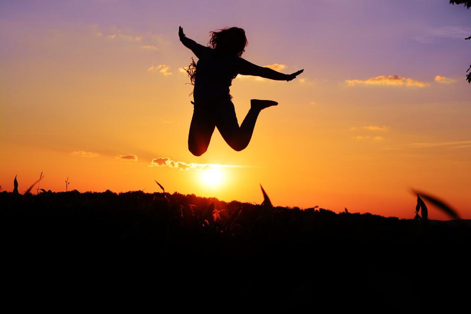 Live, Jump, Joy, Lifestyle, Way Of Life, Dance