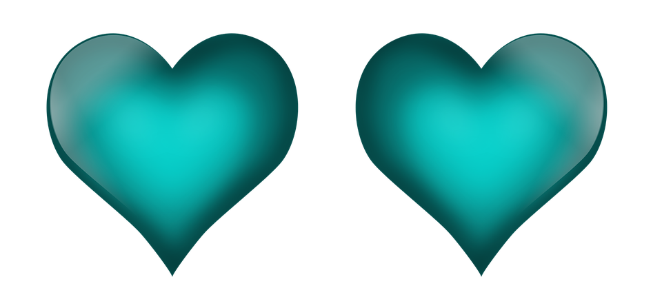 emerald green hearts heart  u00b7 free image on pixabay oak leaf wreath vector oak leaf vector icon