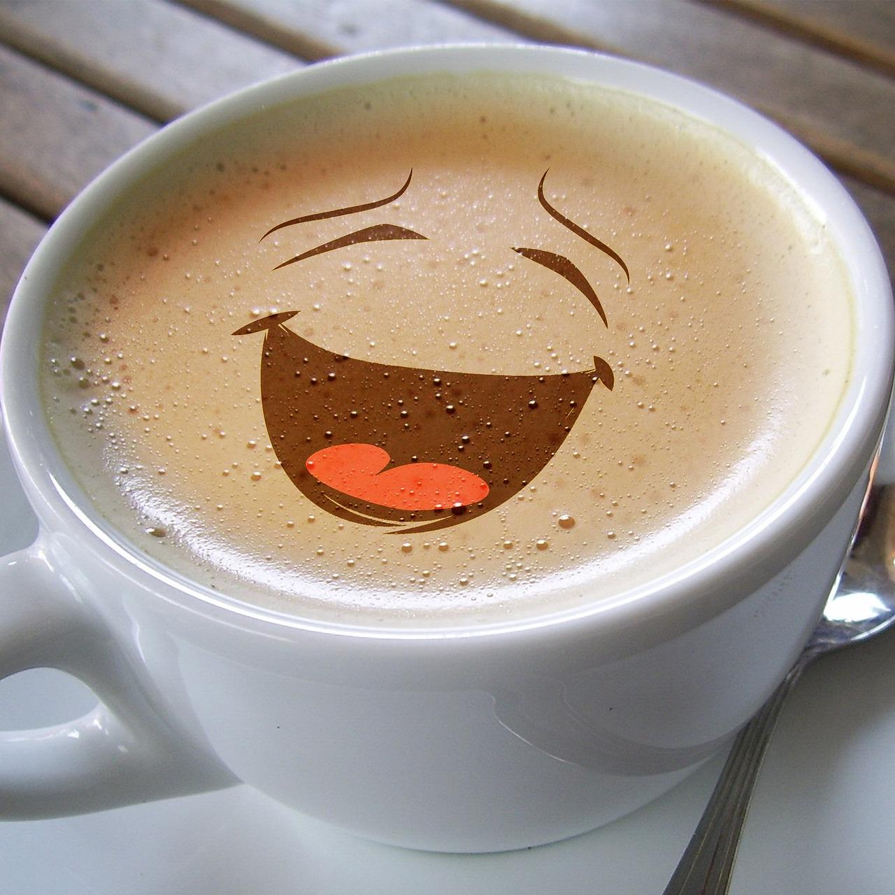 Кофе с утра прикольные картинки