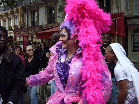 Paris gay kön
