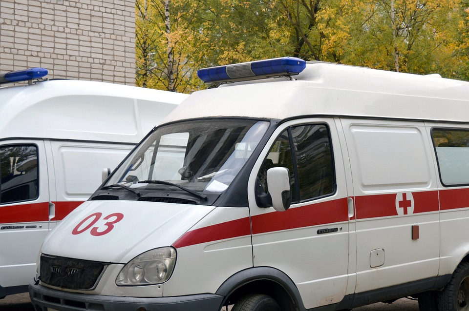 Ambulance   Photo : Pixabay