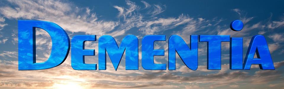 Demenza, Morbo Di Alzheimer, Nubi, Cielo, Malattia