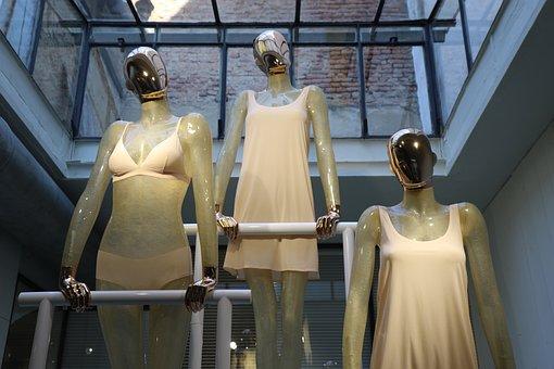 Hans Boodt, Mannequin, Boutique
