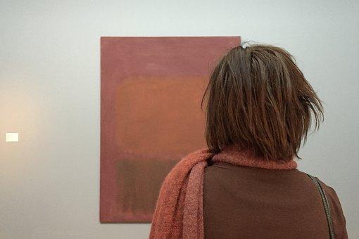 Art, Peinture, Musée, La Haye, Couleur