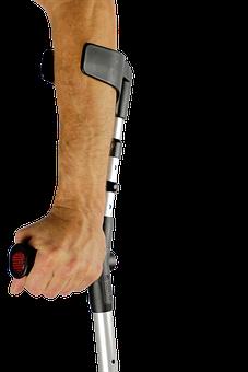 Walker, Crutches, Handicap