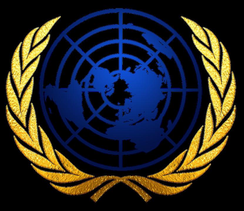 united nations logo free image on pixabay