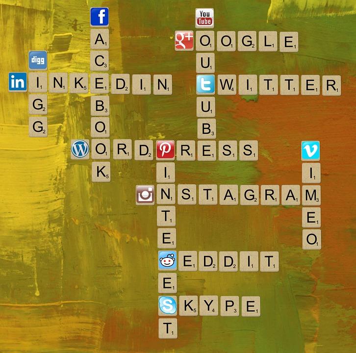 Social Media, Twitter, Linkedin