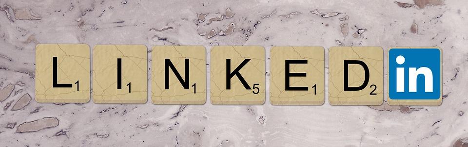 Linkedin, Linked, In, Professional Network, Network