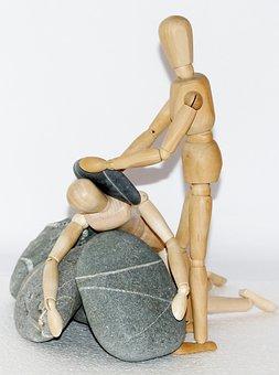 Drewniane Figurki, Kamienie
