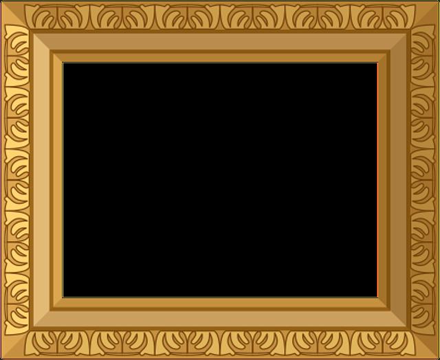 Gold Frame Ornate · Free image on Pixabay
