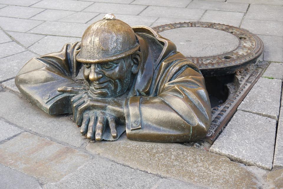 Du må definitivt se Cumil når du kommer til Bratislava
