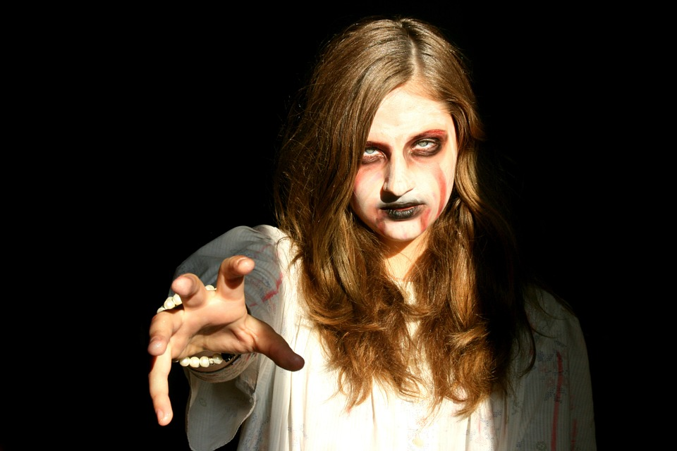 free photo horror halloween girl ghost free image on