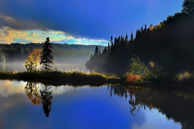 Landscape Reflections Lake · Free Photo On Pixabay