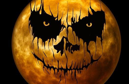 Halloween, Weird, Surreal, Atmosphere