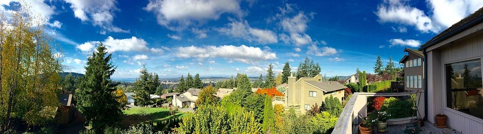 photo gratuite  panorama  panoramique  paysage