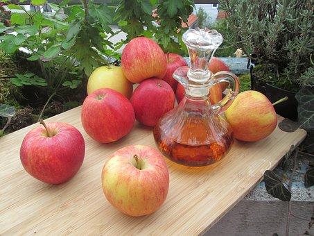 Apples Vinegar Slimming Therapy Vinegar Vi