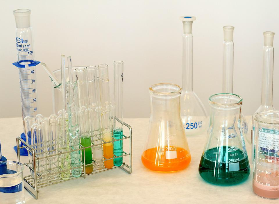 Laboratory, Chemistry, Chemical, Compounds, Experiment