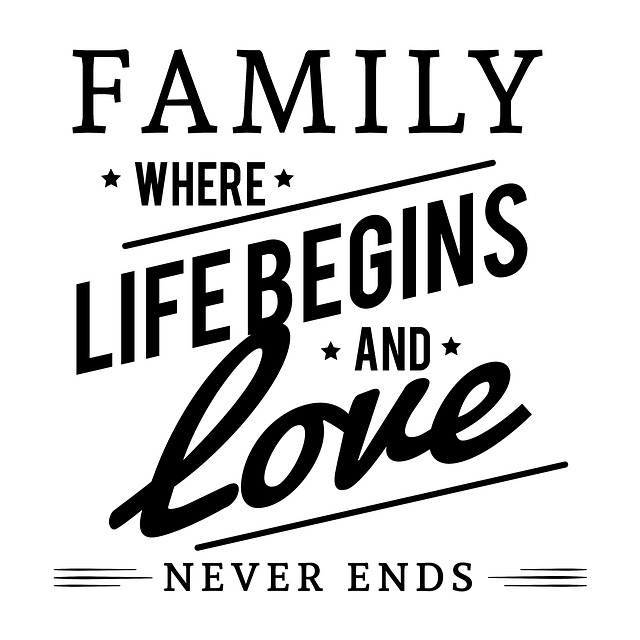 Family Quotes On Pinterest: Mensaje Family Lyrics · Free Image On Pixabay